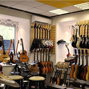 Музыкальные магазины Гордеевки