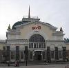 Железнодорожные вокзалы в Гордеевке